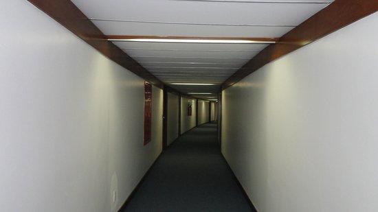 Ondina Apart Hotel: corredor 9 andar