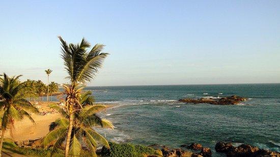Ondina Apart Hotel: Praia