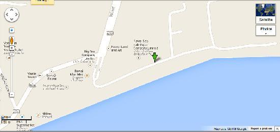 Gypsy @ Rawai BBQ: Our Location on google Map7.775692,98.328688