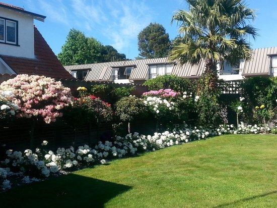 Hotel Coachman: Garden