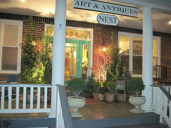 Nest, Antiques Art and Gifts: Holidays at NEST