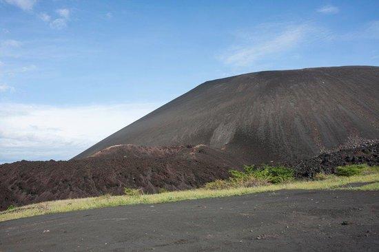 Cerro Negro Volcano: Volcano