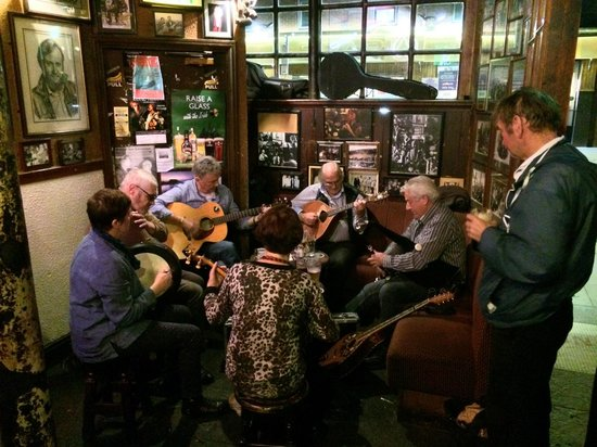 O'Donoghue's: sunday night live jam session