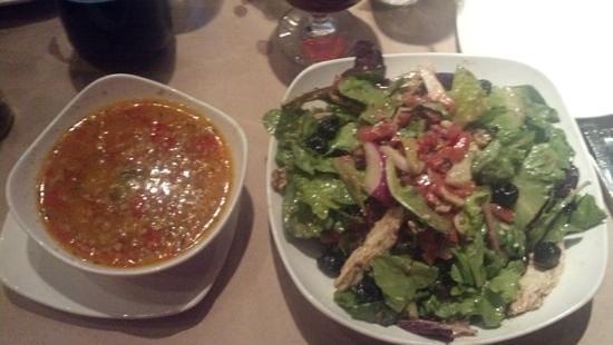 Social Gastropub: Salad was amazing