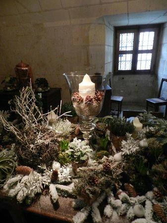 Château de Chenonceau : staff's dining room