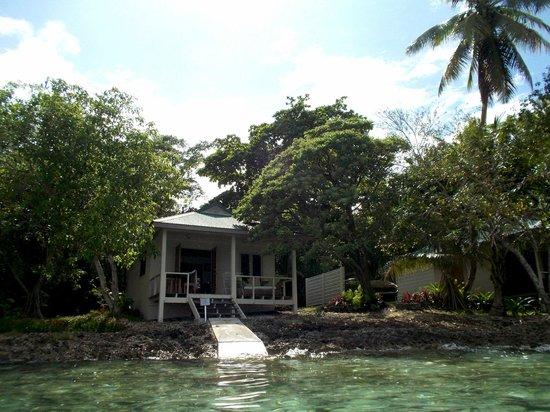 Erakor Island Resort & Spa : Oceanfront Villa