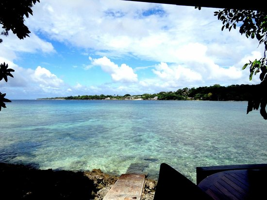 Erakor Island Resort & Spa: View from Oceanfront Villa