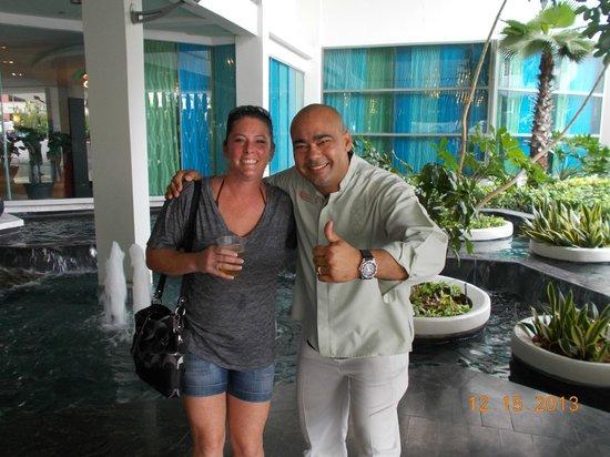 La Concha Renaissance San Juan Resort: Felix