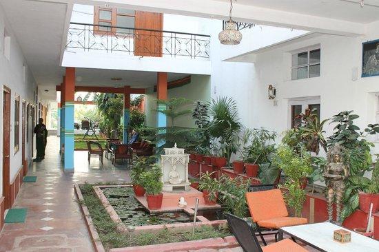Hotel Harmony: Common area
