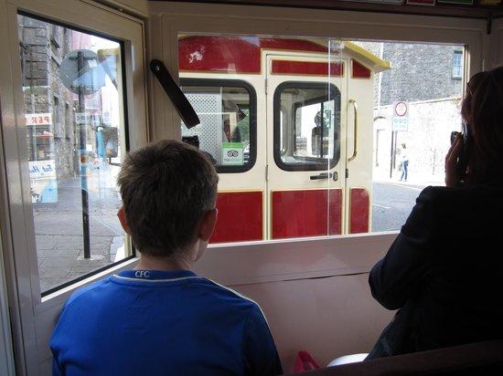 Kilkenny City Tours: Starting the ride