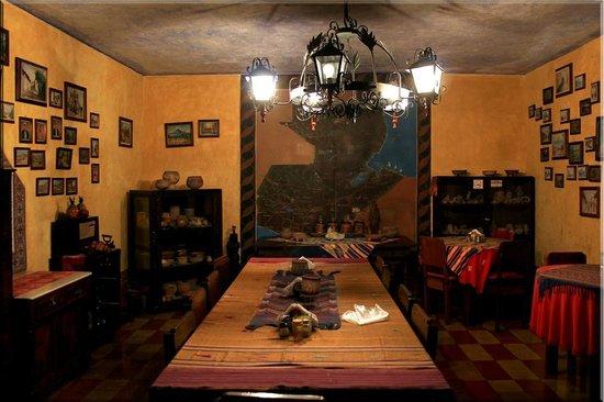 Posada Belen Museo Inn : place to eat