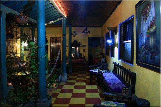 Posada Belen Museo Inn: the interior