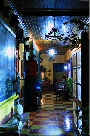 Posada Belen Museo Inn : hallway