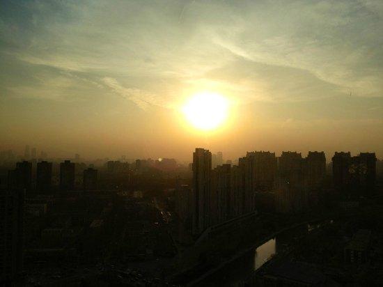 East Beijing : Sunset