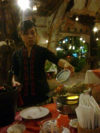 Forest Restaurant: лобстер