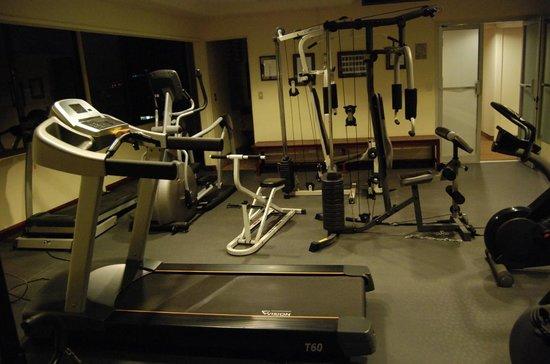 Hotel Balmoral: The gym