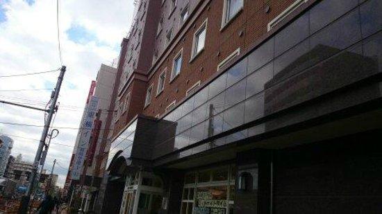 Toyoko Inn Haneda Airport 2 : Hotel building