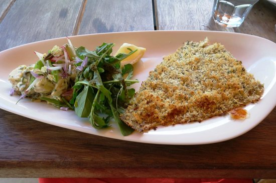 The Shed at Northburn Station: Fish main