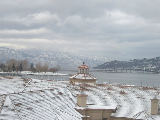 Delta Hotels Grand Okanagan Resort: View from room