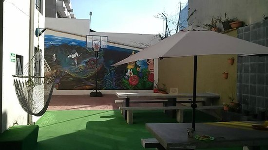 Blue Pepper Hostel : Agradable lugar...
