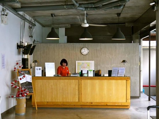 The Warehouse Bangkok: Reception