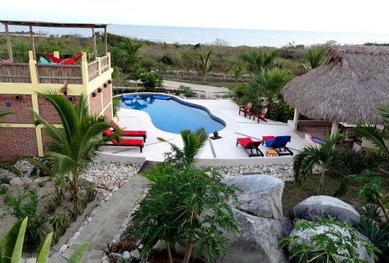 Gecko Rock Resort : The beautiful property