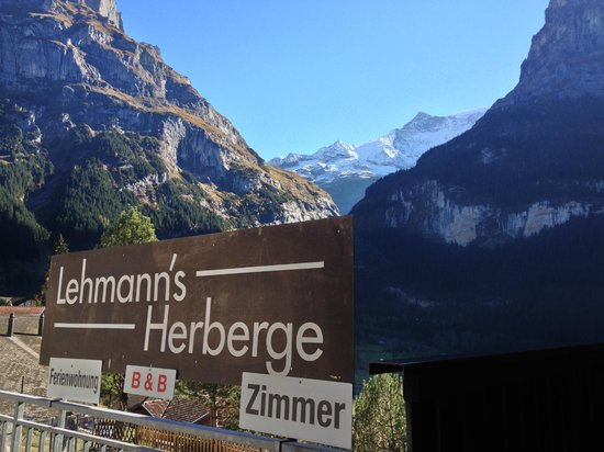 Lehmann`s Herberge: outside of Lehmann's House