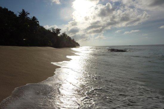 Yasawa Island Resort and Spa: Beautiful view along the property