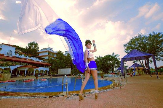 Swimming pool picture of khanvel resort silvassa - Hotels in silvassa with swimming pool ...