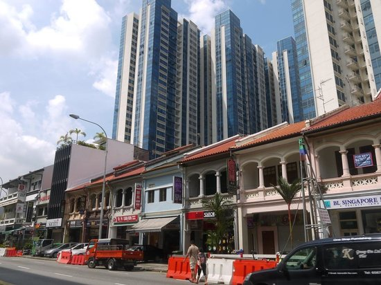 New Society Backpackers' Hotel Image