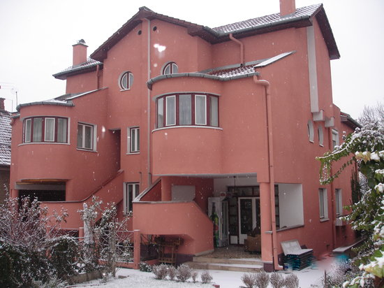 Villa - Hotel ESCALA: winter time