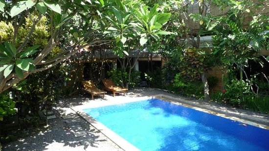 Tropical Bali Hotel: Swimming Pool