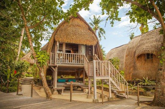 Hai Tide Beach Resort Lumbung Exteriors