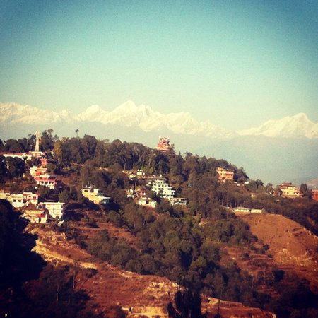 View from club Himalayan