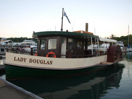 Lady Douglas River Cruise: The Lady Douglas