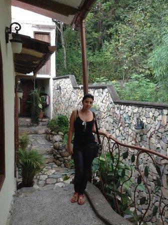Hotel Cuna Maya: lindo diseñó !!