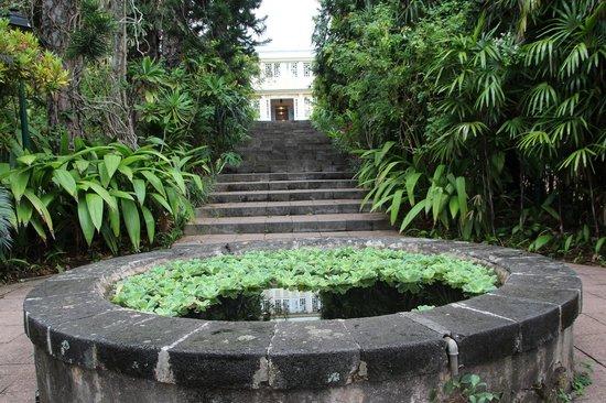 Conservatoire Botanique National : Entrée du domaine