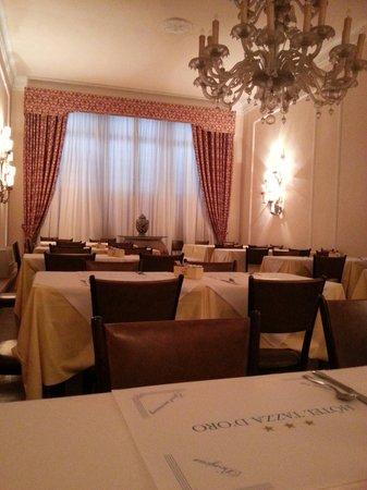 Hotel Tazza d'Oro: Sala colazione