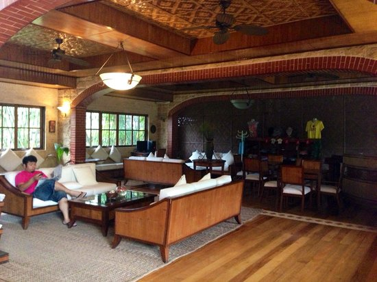 Cebu Marine Beach Resort: Lobby