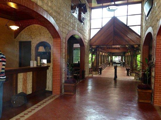 Cebu Marine Beach Resort: Lobby/Reception Area