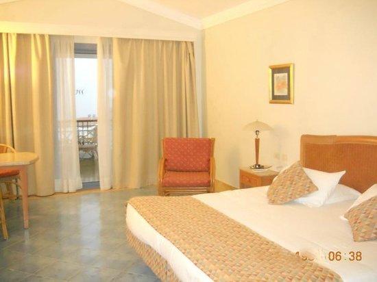 Ecotel Dahab Bay View Resort: Our room