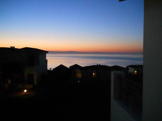 Ecotel Dahab Bay View Resort: sunrise