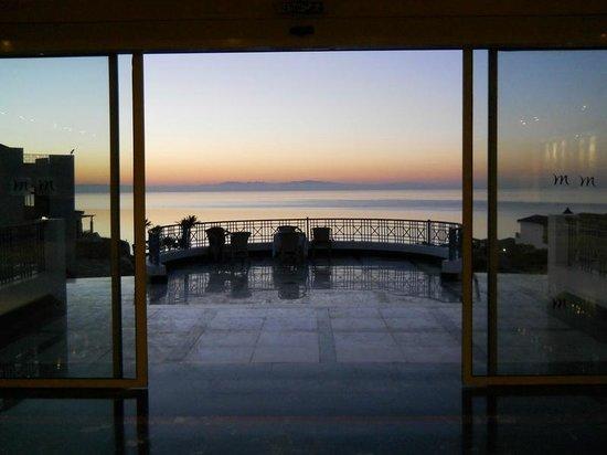 Ecotel Dahab Bay View Resort: Hotel enterance