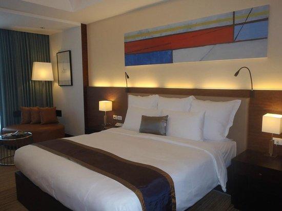 AETAS lumpini: Room