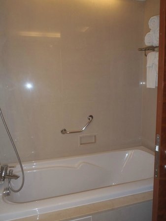 AETAS lumpini: Bathtub