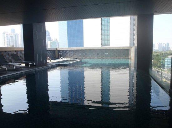 AETAS lumpini: Pool