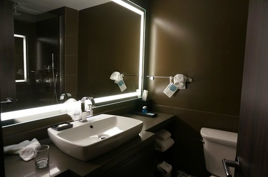 Novotel New York Times Square: Bathroom
