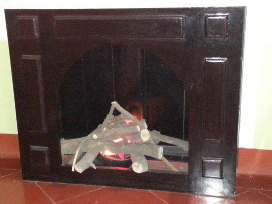 Illam Heritage: Small fireplace