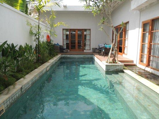 The Samaya Bali Seminyak: prive zwembad
