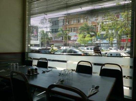 Restoran Sri Melaka: 店内